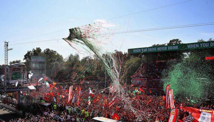 Orari Formula 1, Monza 2018: diretta Rai, TV8 e Sky Sport F1 - Foto 3 di 11
