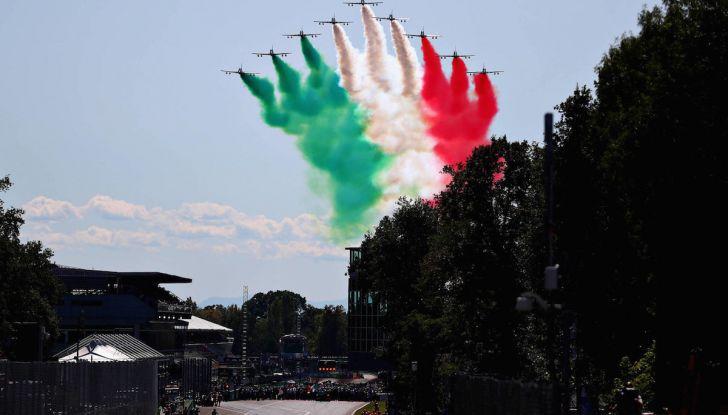 Orari Formula 1, Monza 2018: diretta Rai, TV8 e Sky Sport F1 - Foto 4 di 11
