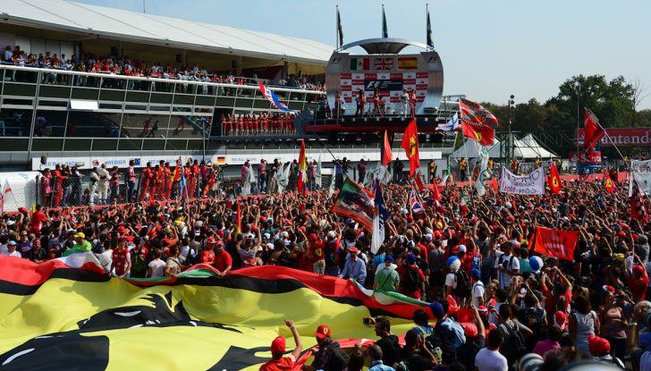 Orari Formula 1, Monza 2018: diretta Rai, TV8 e Sky Sport F1 - Foto 5 di 11