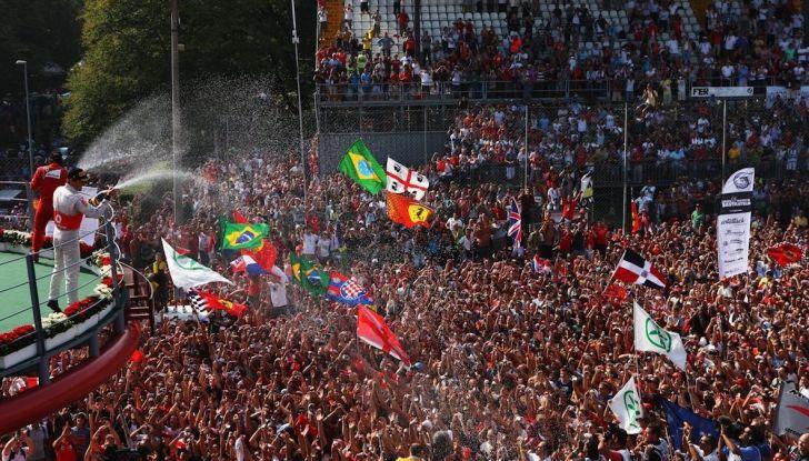 Orari Formula 1, Monza 2018: diretta Rai, TV8 e Sky Sport F1 - Foto 6 di 11
