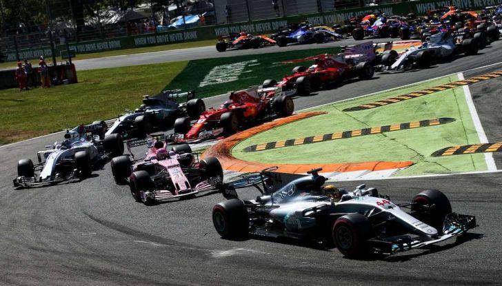 Orari Formula 1, Monza 2018: diretta Rai, TV8 e Sky Sport F1 - Foto 7 di 11