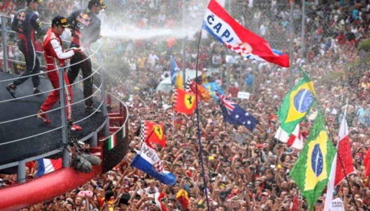 Orari Formula 1, Monza 2018: diretta Rai, TV8 e Sky Sport F1 - Foto 8 di 11
