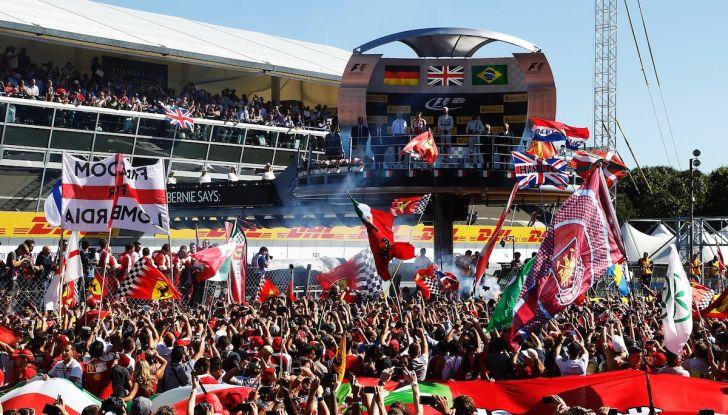 Orari Formula 1, Monza 2018: diretta Rai, TV8 e Sky Sport F1 - Foto 9 di 11
