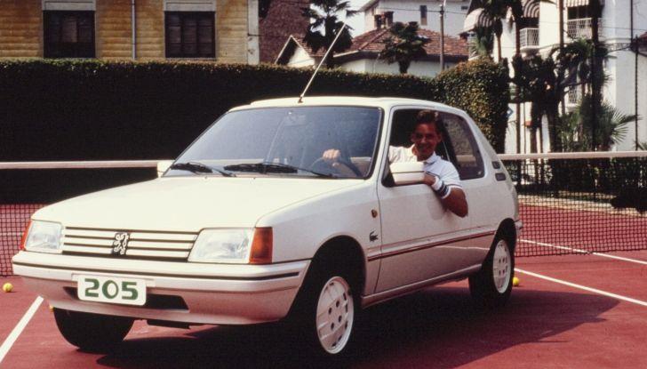 Il Leone, il coccodrillo e il tennis – una storia Peugeot - Foto 2 di 6