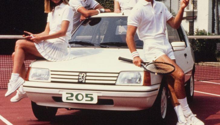 Il Leone, il coccodrillo e il tennis – una storia Peugeot - Foto 3 di 6