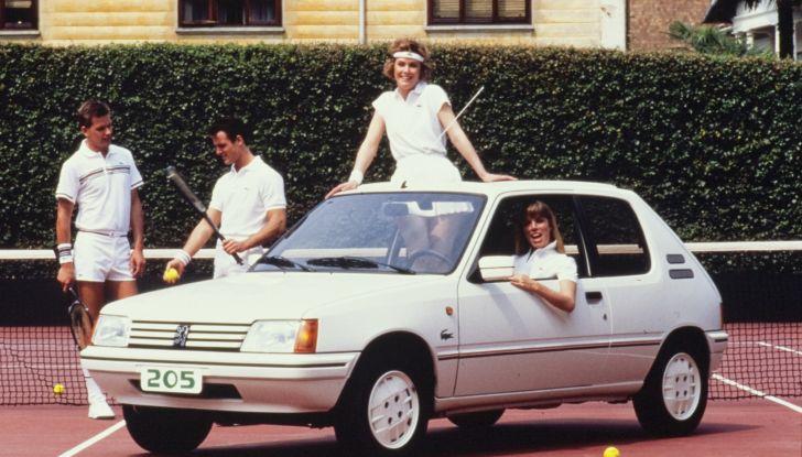 Il Leone, il coccodrillo e il tennis – una storia Peugeot - Foto 4 di 6