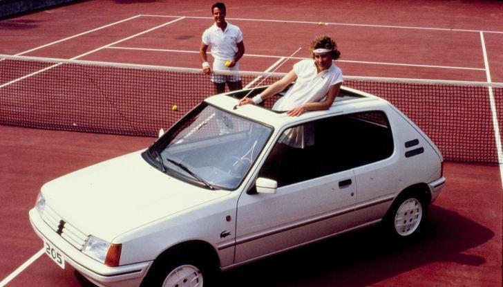 Il Leone, il coccodrillo e il tennis – una storia Peugeot - Foto 5 di 6