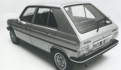 """Peugeot 104 """"Sundgau"""",  la prima serie speciale prodotta in Europa"""