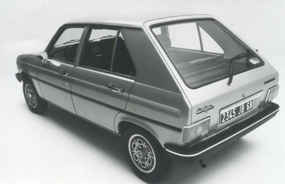 """Peugeot 104 """"Sundgau"""",  la prima serie speciale prodotta in Europa - Foto 1 di 4"""