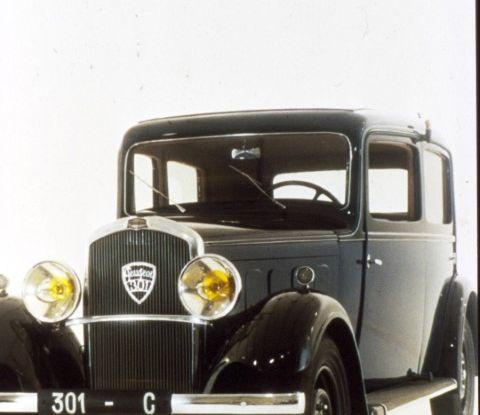 Con Peugeot l'avantreno conquisto' l'indipendenza - Foto 5 di 6