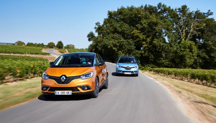 Prova nuova Renault Scenic: ora con il benzina TCe da 115, 140 e 160CV [VIDEO] - Foto 8 di 24