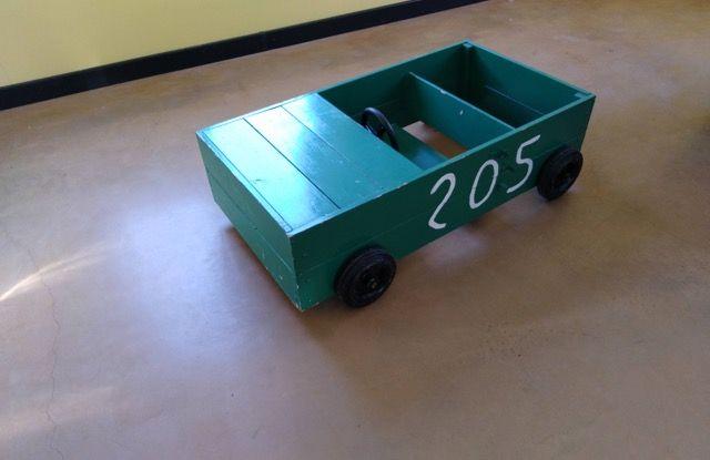 La Peugeot 205 Junior e la scatola di sapone - Foto 3 di 3
