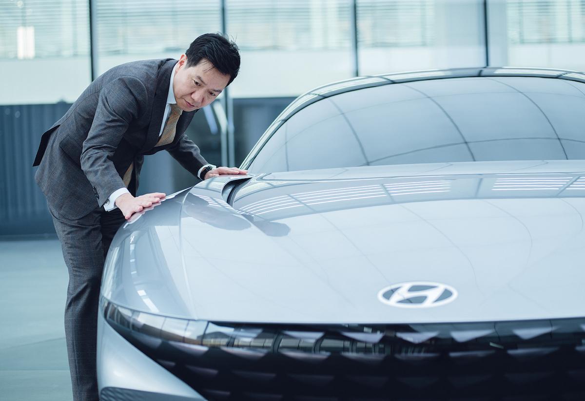 SangYup Lee Hyundai Le Fil Rouge