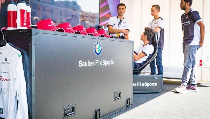 F1 Milan Festival 2018: la Formula Uno con Sauber Alfa Romeo nella capitale lombarda - Foto 7 di 33