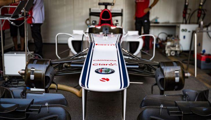 F1: Alfa Romeo e Sauber danno vita al team Alfa Romeo Racing - Foto 16 di 33