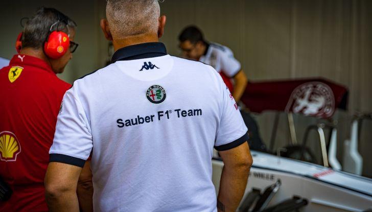 F1: Alfa Romeo e Sauber danno vita al team Alfa Romeo Racing - Foto 17 di 33