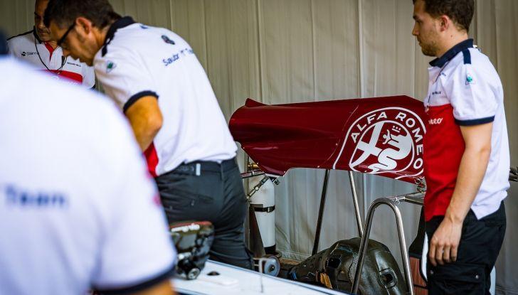 F1: Alfa Romeo e Sauber danno vita al team Alfa Romeo Racing - Foto 18 di 33