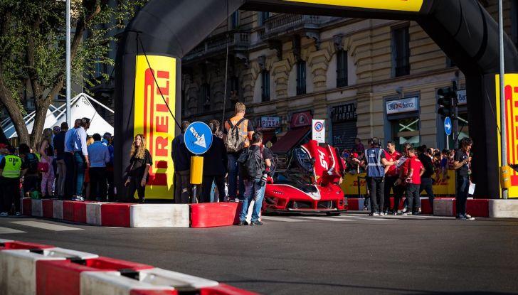 F1 Milan Festival 2018: la Formula Uno con Sauber Alfa Romeo nella capitale lombarda - Foto 22 di 33