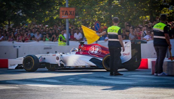 F1: Alfa Romeo e Sauber danno vita al team Alfa Romeo Racing - Foto 24 di 33