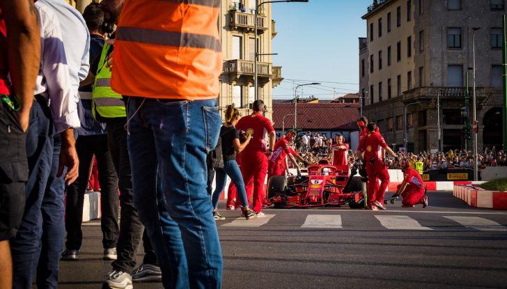 F1 Milan Festival 2018: la Formula Uno con Sauber Alfa Romeo nella capitale lombarda - Foto 26 di 33
