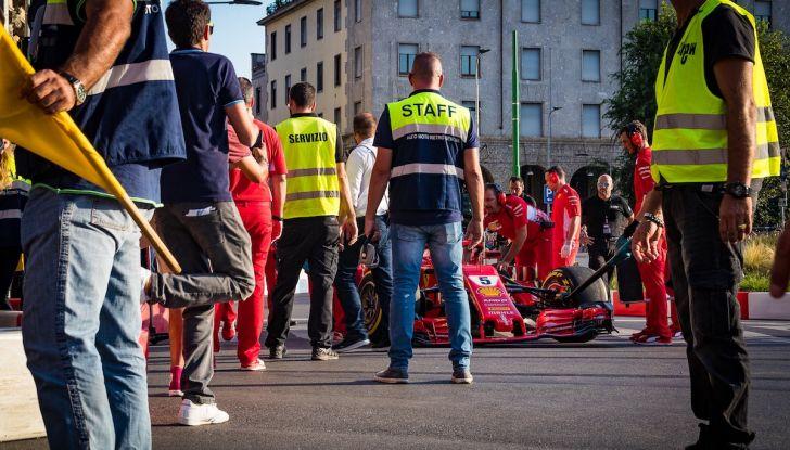 F1 Milan Festival 2018: la Formula Uno con Sauber Alfa Romeo nella capitale lombarda - Foto 27 di 33