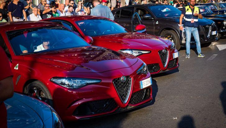 F1 Milan Festival 2018: la Formula Uno con Sauber Alfa Romeo nella capitale lombarda - Foto 31 di 33