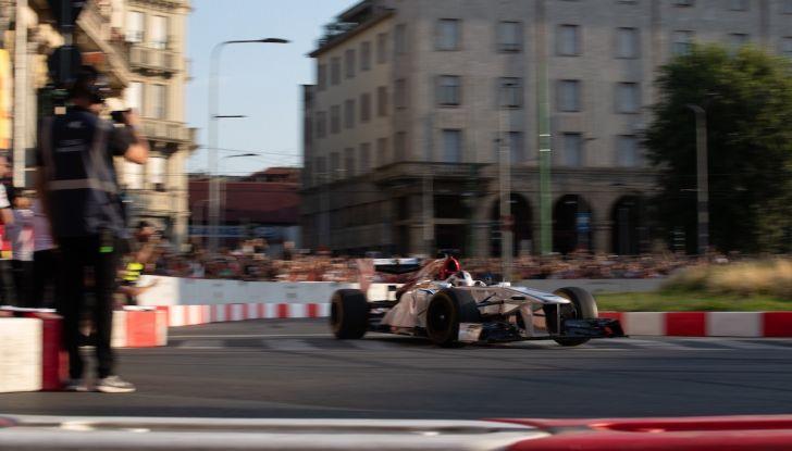 F1 Milan Festival 2018: la Formula Uno con Sauber Alfa Romeo nella capitale lombarda - Foto 6 di 33