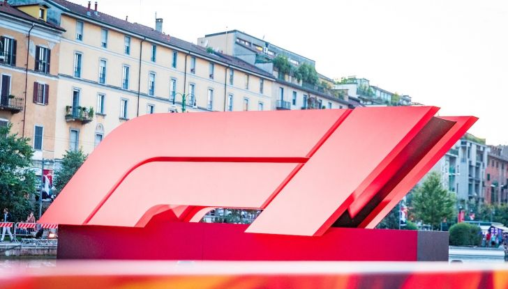 F1 Milan Festival 2018: la Formula Uno con Sauber Alfa Romeo nella capitale lombarda - Foto 33 di 33