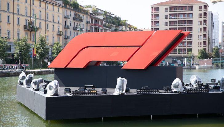 F1 Milan Festival 2018: la Formula Uno con Sauber Alfa Romeo nella capitale lombarda - Foto 10 di 33