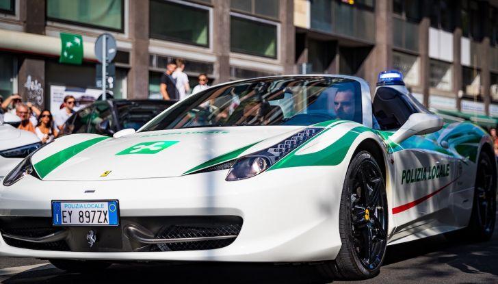 F1 Milan Festival 2018: la Formula Uno con Sauber Alfa Romeo nella capitale lombarda - Foto 5 di 33