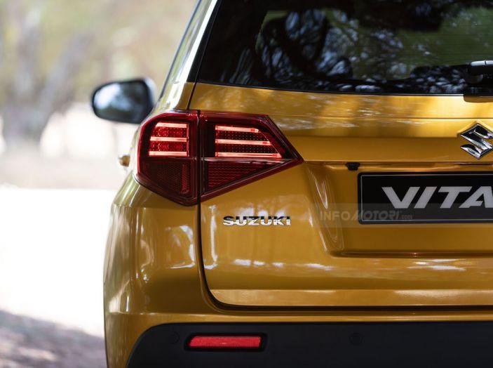 Nuova Suzuki Vitara 2019: facelift tecnologico per festeggiare i 30 anni - Foto 4 di 6