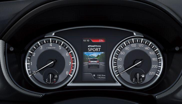 Nuova Suzuki Vitara 2019: facelift tecnologico per festeggiare i 30 anni - Foto 5 di 6