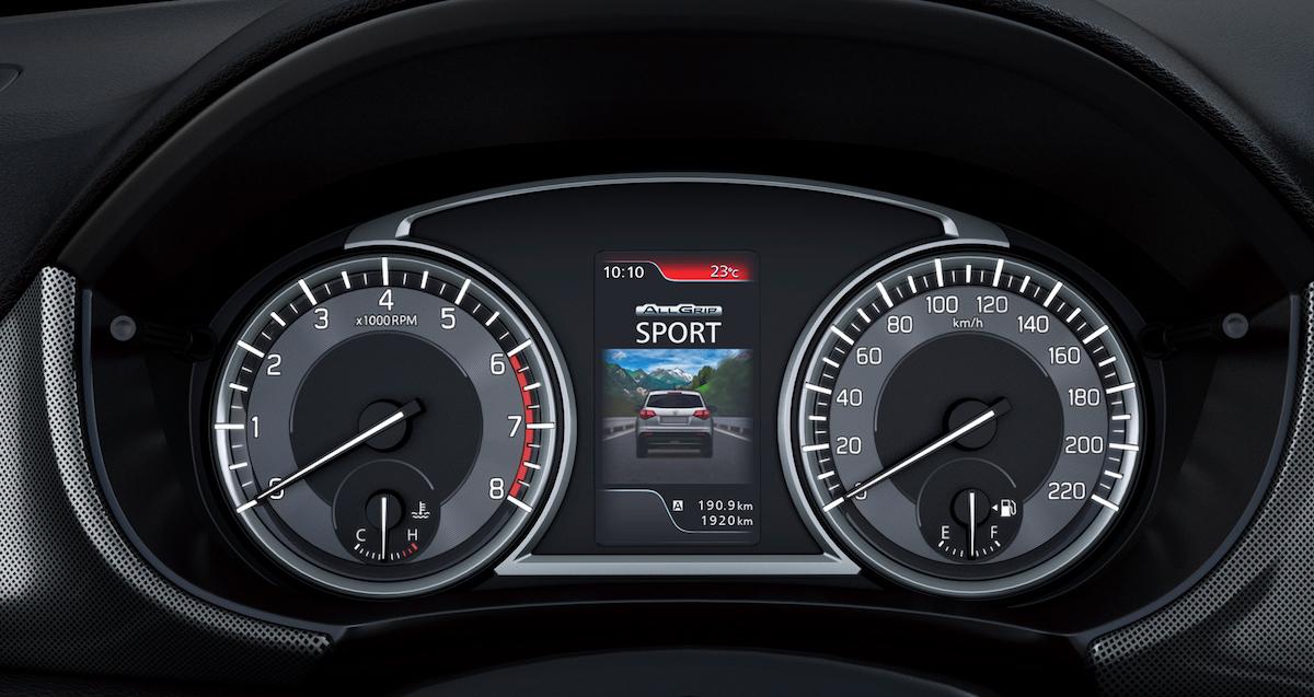 Suzuki Vitara 2019 Cockpit