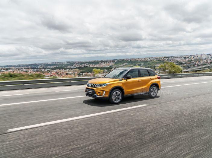 Nuova Suzuki Vitara 2019: facelift tecnologico per festeggiare i 30 anni - Foto 2 di 6