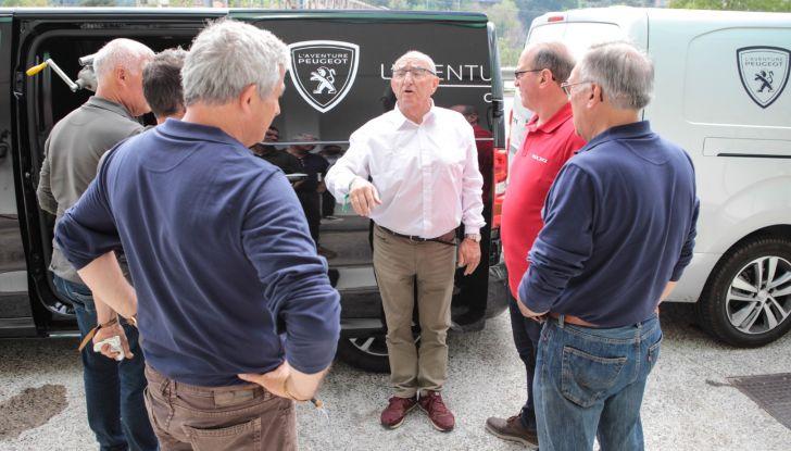 3 Peugeot al traguardo del Tour Auto 2018 a Nizza - Foto 5 di 17