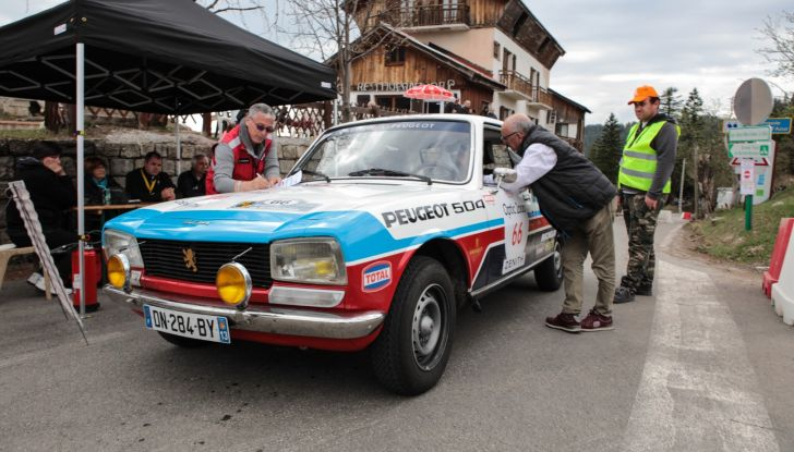 3 Peugeot al traguardo del Tour Auto 2018 a Nizza - Foto 6 di 17