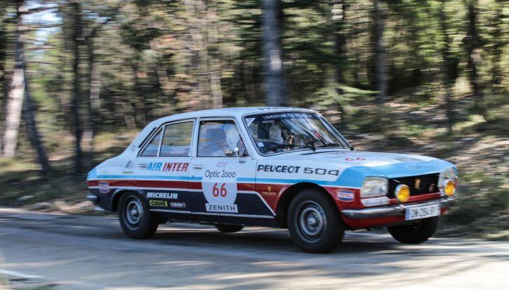3 Peugeot al traguardo del Tour Auto 2018 a Nizza - Foto 4 di 17