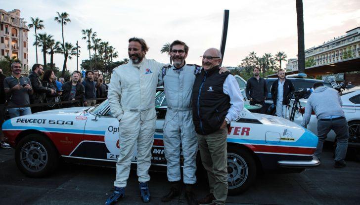 3 Peugeot al traguardo del Tour Auto 2018 a Nizza - Foto 17 di 17