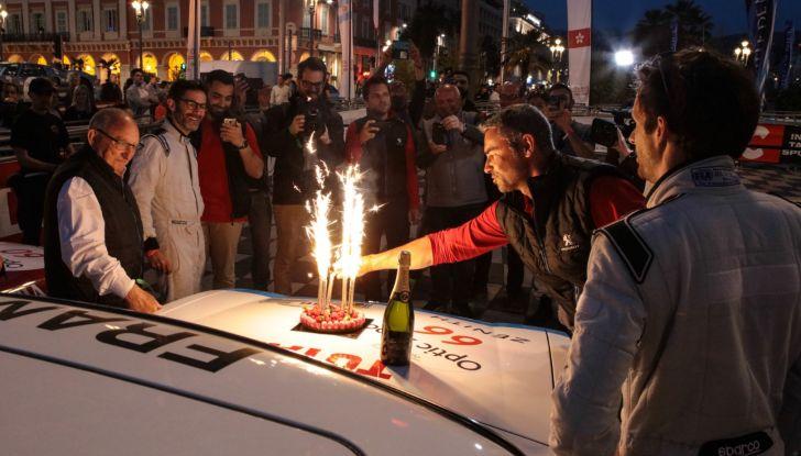 3 Peugeot al traguardo del Tour Auto 2018 a Nizza - Foto 13 di 17