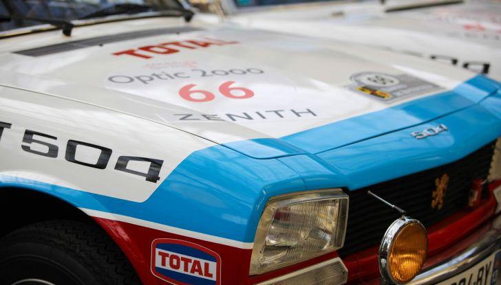 3 Peugeot al traguardo del Tour Auto 2018 a Nizza - Foto 11 di 17