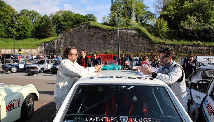 3 Peugeot al traguardo del Tour Auto 2018 a Nizza - Foto 15 di 17