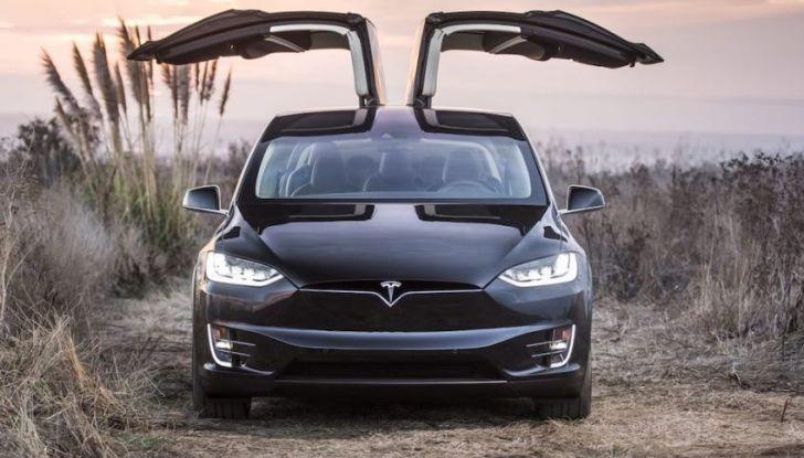 Tesla, oltre 1 miliardo e mezzo di km in Autopilot - Foto 8 di 14