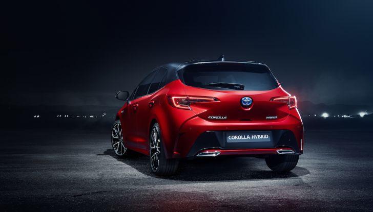 Toyota Corolla 2019: il ritorno di un mito per il segmento C - Foto 9 di 27