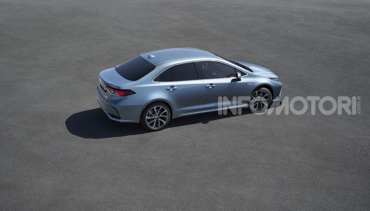 Toyota Corolla 2019: il ritorno di un mito per il segmento C - Foto 4 di 27