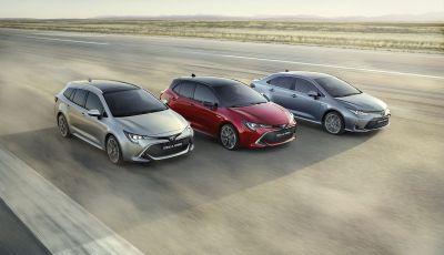 Toyota Corolla 2019: il ritorno di un mito per il segmento C