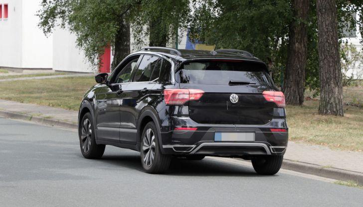 Volkswagen T-Cross First Edition: il City SUV compatto e funzionale - Foto 11 di 12