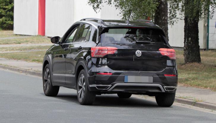 Volkswagen T-Cross First Edition: il City SUV compatto e funzionale - Foto 12 di 12