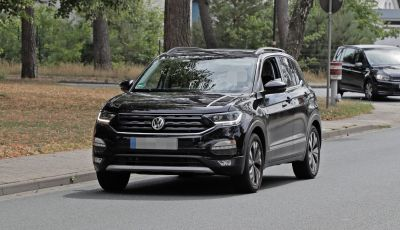 Volkswagen T-Cross 2019: il crossover entry-level su base Polo