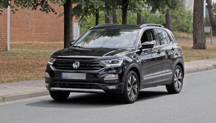 Volkswagen T-Cross First Edition: il City SUV compatto e funzionale - Foto 3 di 12
