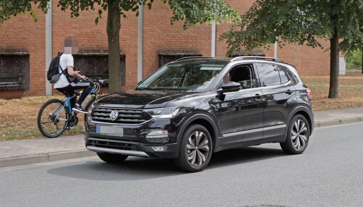 Volkswagen T-Cross First Edition: il City SUV compatto e funzionale - Foto 4 di 12